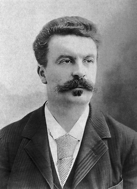 Biographie - Guy de Maupassant